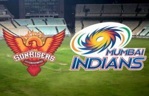 MI vs SRH Match 37 IPL 2016 Preview, Predictions.