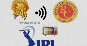 RCB vs GL live streaming, score 31st match IPL 2017