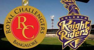 RCB vs KKR Match-30 Preview Vivo IPL 2016
