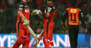 RCB vs SRH IPL 2016 Final Predicted Playing XI