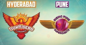 Rising Pune Supergiants vs Sunrisers Hyderabad Preview
