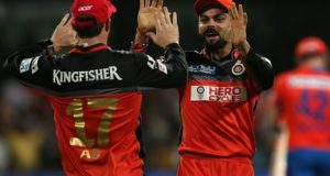 Royal Challengers Bangalore Playing XI for IPL 2017