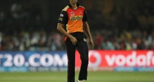 SRH bowler Ashish Nehra out from rest IPL 9 matches