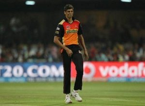 SRH bowler Ashish Nehra out from rest IPL 9 matches.