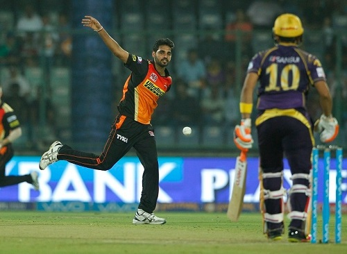Sunrisers Hyderabad beat KKR to play GL in IPL 2016 Qualifier-2.