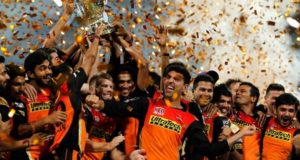 Sunrisers Hyderabad beat RCB to win Vivo IPL 2016