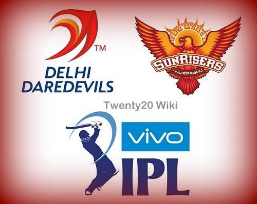 Sunrisers Hyderabad vs Delhi Daredevils Preview 2016 IPL.