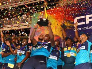 Barbados Tridents won CPL 2019