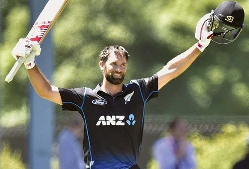 Grant Elliott replaced Leie in St. Lucia Zouks 2016 Squad.