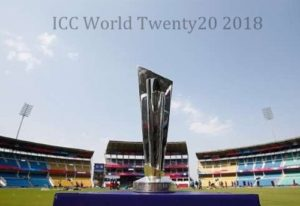 ICC Twenty20 World Cup 2018.