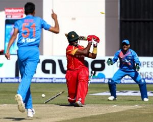 India thrashed Zimbabwe by 10 wickets in 2nd T20I.