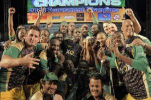 Jamaica Tallawahs won 2013 Caribbean Premier League.