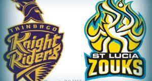Trinbago Knight Riders vs St. Lucia Zouks Match-1 Preview, Prediction