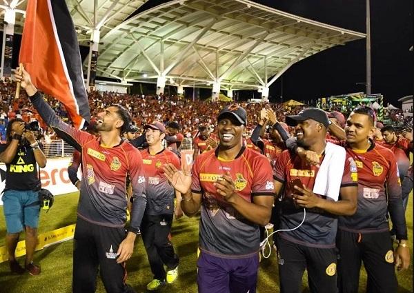 Trinbago Knight Riders won 2017 Caribbean Premier League