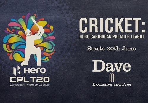 UKTV's Dave to broadcast Caribbean Premier League.