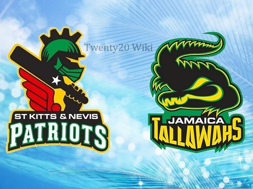 St. Kitts Nevis Patriots vs Jamaica Tallawahs Preview Match-4 CPL 2016