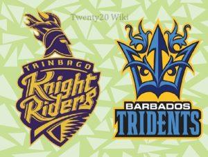 Trinbago Knight Riders vs Barbados Tridents Preview, Predictions.