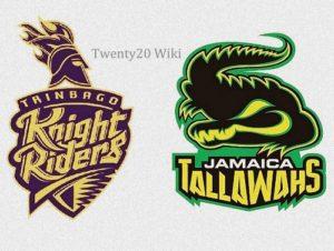 Trinbago Knight Riders vs Jamaica Tallawahs Preview 2016 CPL.