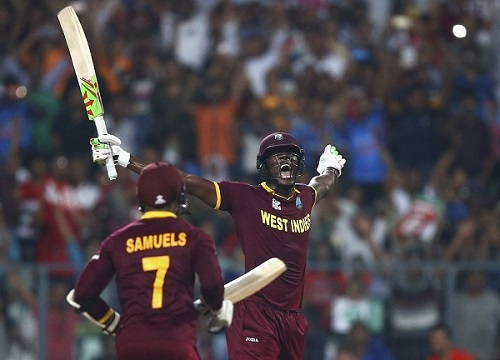 Brathwaite to lead West Indies T20 team versus India