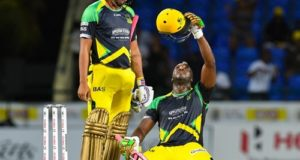 Russell's ton lead Jamaica Tallawahs in CPL Final 2016