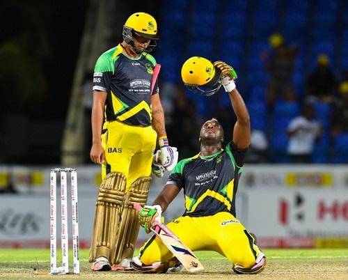 Russell's ton lead Jamaica Tallawahs in CPL Final 2016