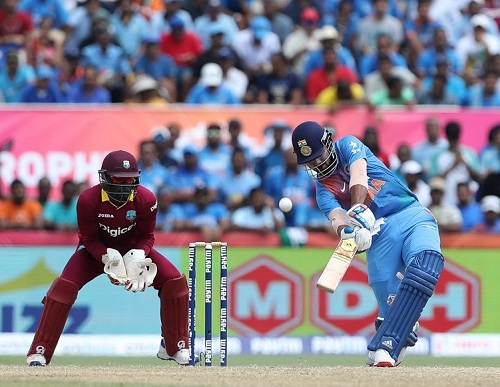 West Indies beat India on the last ball of 1st USA T20 match