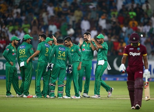 Pakistan beat West Indies by 16 runs in 2nd T20 to claim series