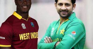 Pakistan vs West Indies 1st T20 Live Streaming, Telecast 2016