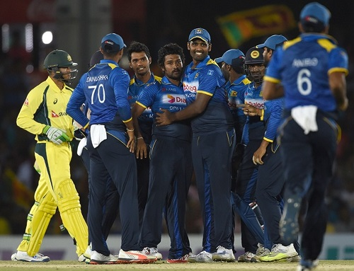 Sri Lanka T20 squad announced for 2016 Australia series.