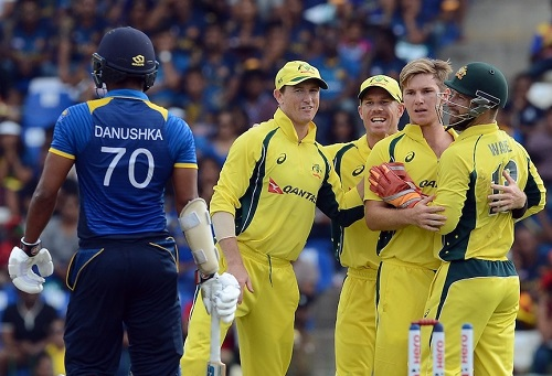 Sri Lanka vs Australia 2016 T20s Schedule, Teams, Squads