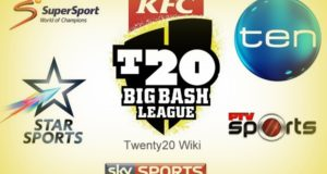 Big Bash League Broadcasters, TV Channels List 2017-18