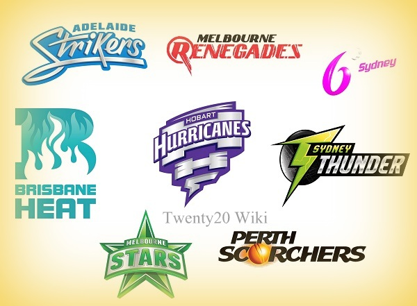 Big Bash League Squads