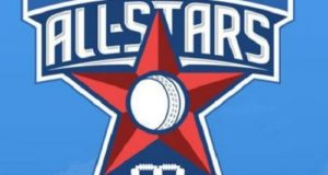 Cricket All Stars Players List 2017