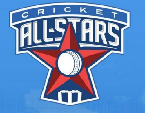 Cricket All Stars Players List 2018