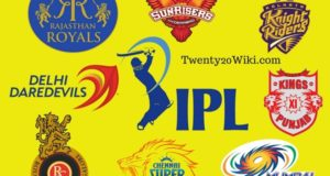 2019 Indian Premier League Teams, Squads, Players