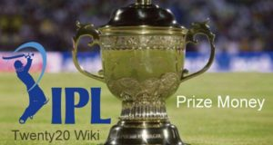 Indian Premier League 2017 Prize Money