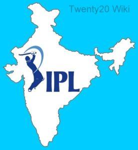 Indian Premier League Schedule