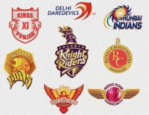Indian Premier League Teams Squads