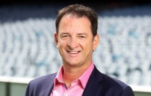Mark Waugh commentator