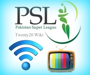 PSL Live Streaming Online