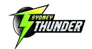 Sydney Thunder 2017-18 Squad, Team, Players