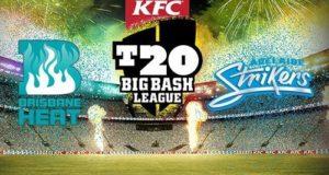 Adelaide Strikers vs Brisbane Heat Live Streaming BBL|06