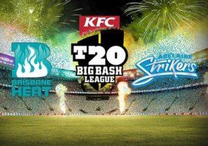 Adelaide Strikers vs Brisbane Heat live streaming