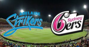 Adelaide Strikers vs Sydney Sixers Live Streaming