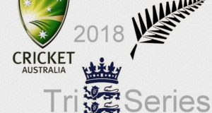 Australia vs New Zealand vs England T20I Tri-series 2018