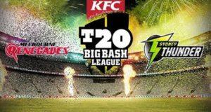 Melbourne Renegades vs Sydney Thunder Live Streaming