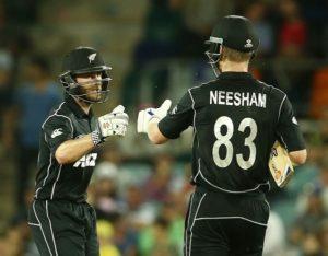 New Zealand named T20I squad vs Bangladesh 2017 series