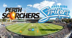 Perth Scorchers vs Adelaide Strikers Live Streaming