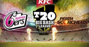Sydney Sixers vs Perth Scorchers Live Streaming