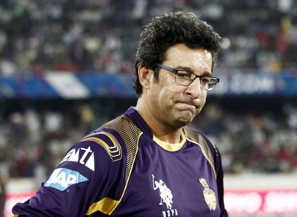 Wasim Akram to miss KKR in Vivo IPL 2017